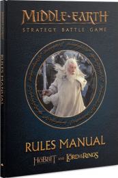 The Lord of the Rings: Middle-Earth Strategy Battle Game - Rules Manual