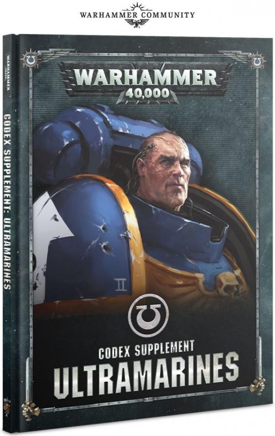 Codex Supplement: Ultramarines (twarda oprawa)