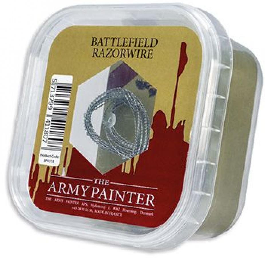 Army Painter - Battlefield Razorwire (4 m)