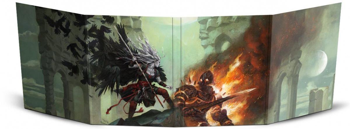 Forbidden Lands: Gamemaster Screen