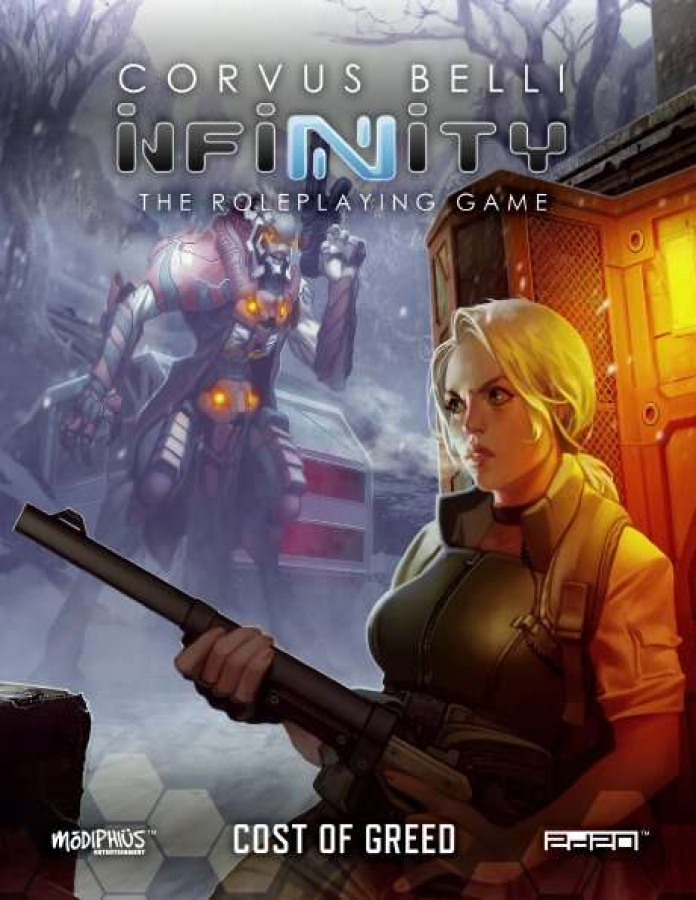 Infinity RPG: Cost of Greed