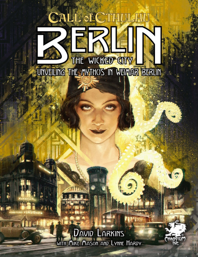 Call Of Cthulhu: Berlin - The Wicked City - Unveiling the Mythos in Weimar Berlin