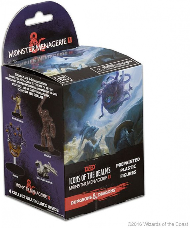 Dungeons & Dragons: Icons of the Realms - Monster Menagerie II