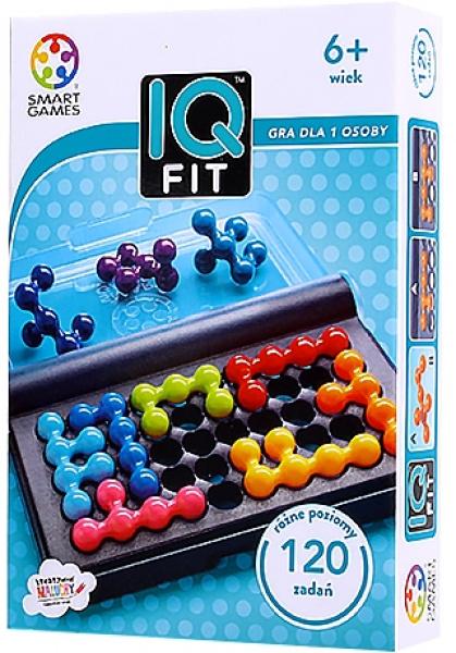 Smart Games - IQ Fit (edycja polska)