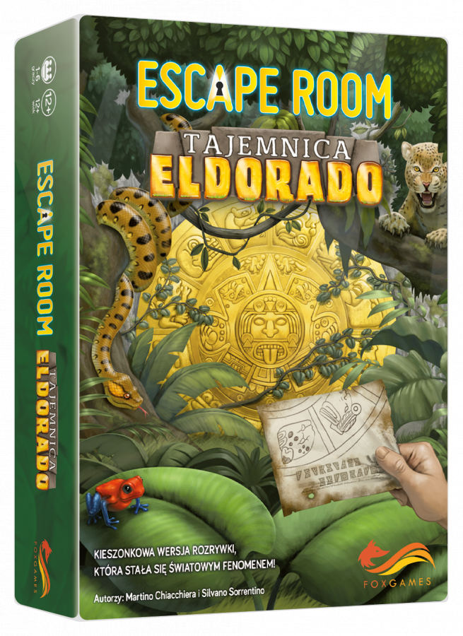 Escape Room: Tajemnica Eldorado