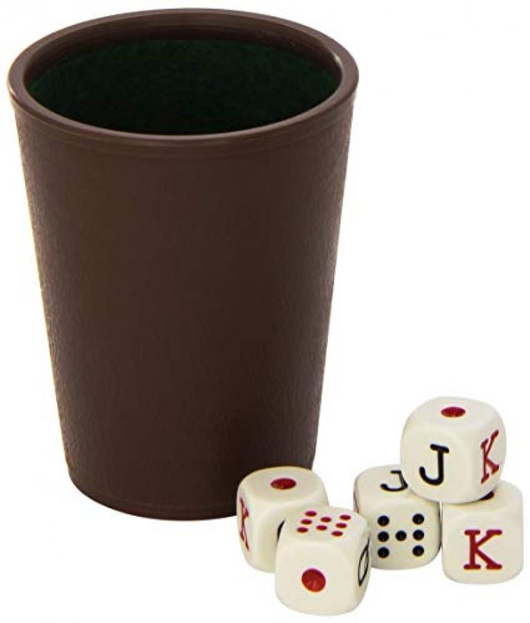 Fournier: Kości do gry - Poker