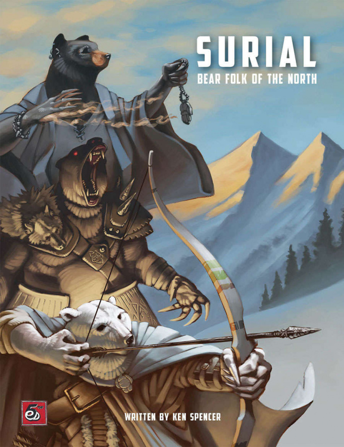 Surial: Bear Folk of the North (5th edition)