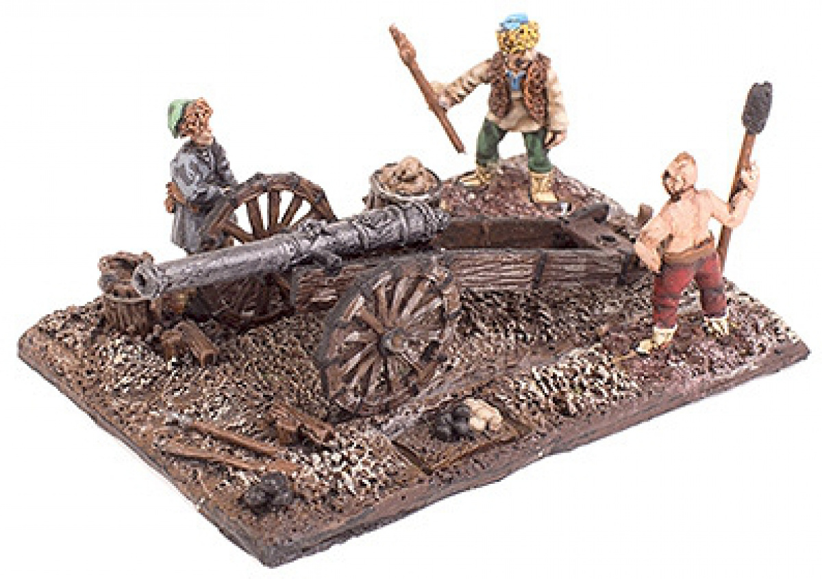 Średnia artyleria kozacka