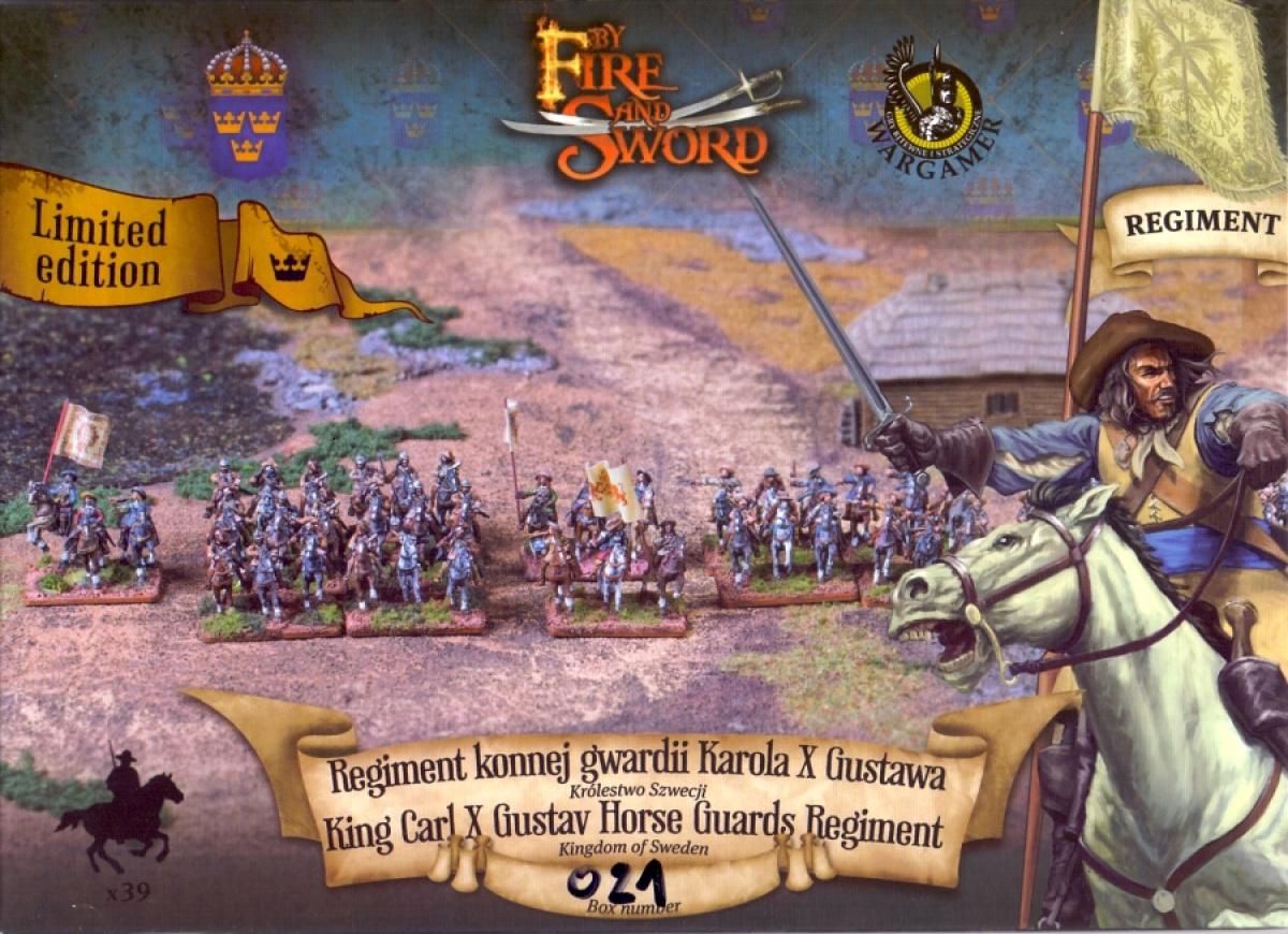 Regiment Konnej Gwardii Karola X Gustawa