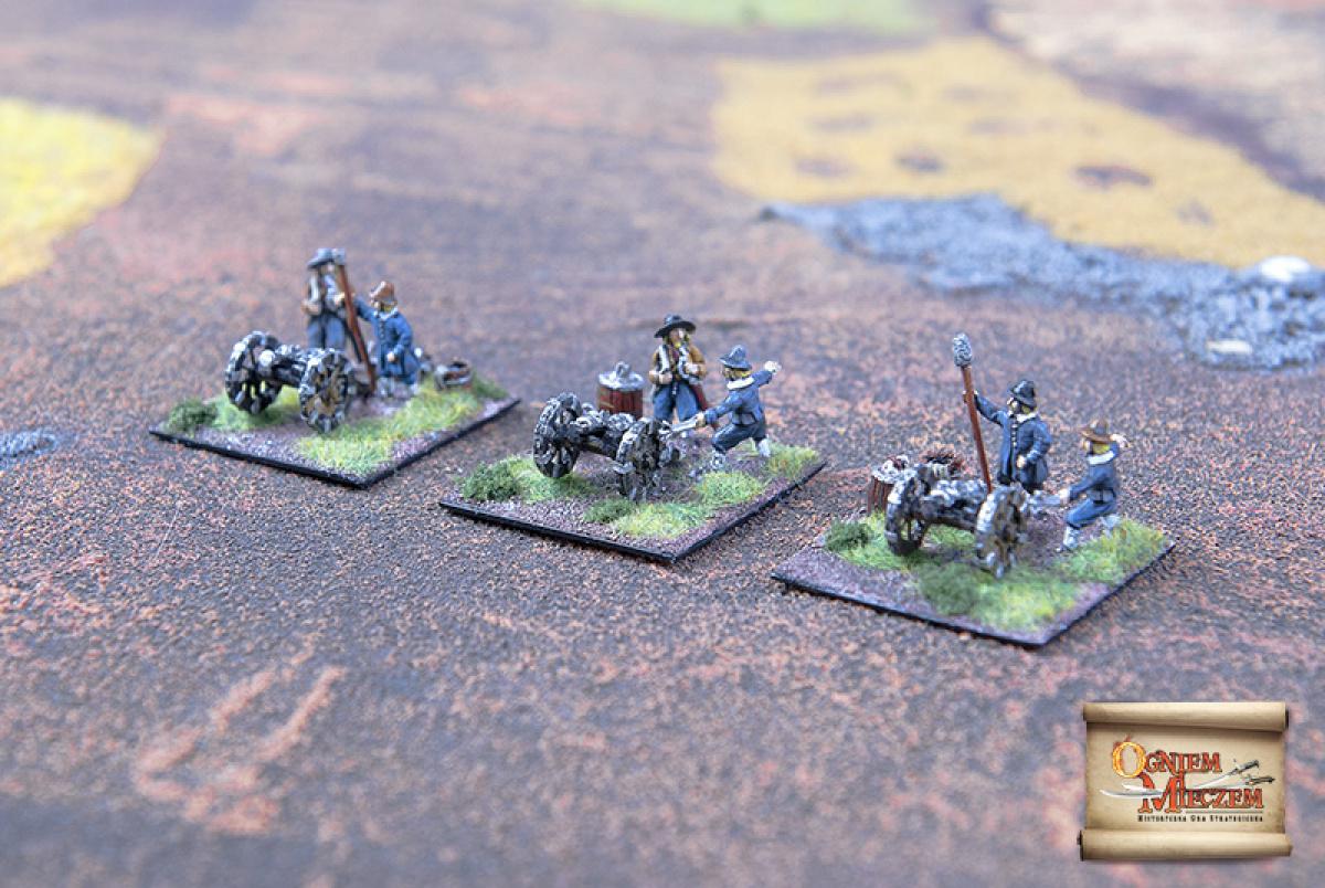 Szwedzka Artyleria Lekka