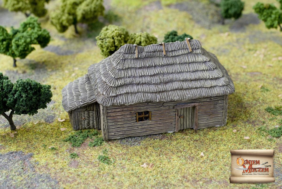 Duża chata chłopska