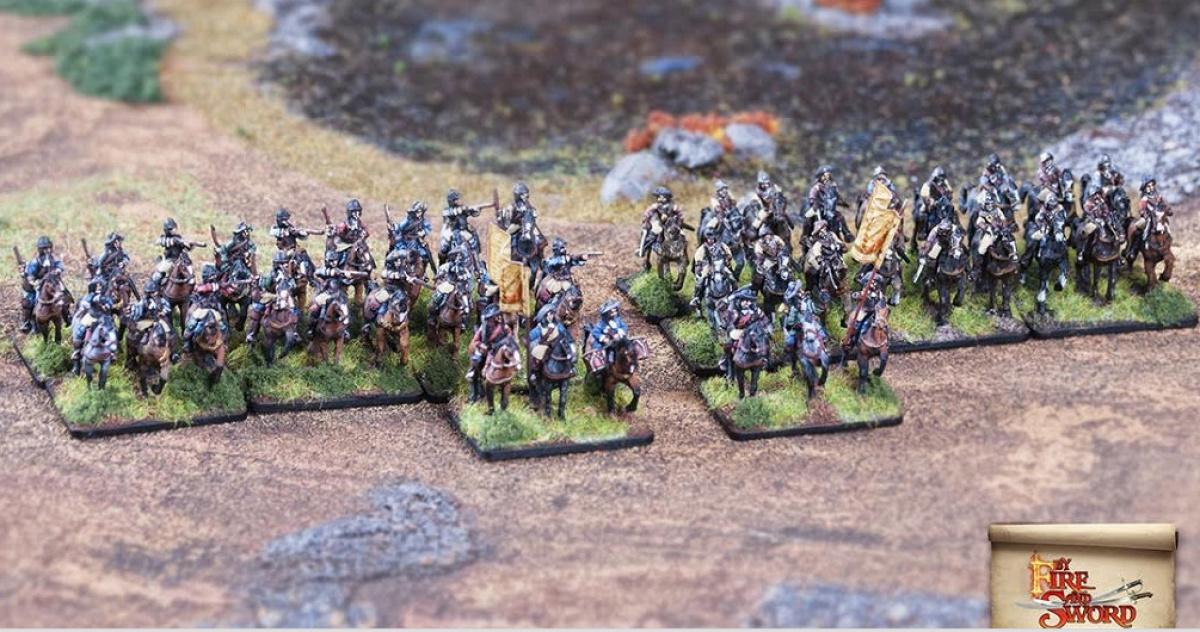 Regiment kirasjerów cesarskich Piccolomini (Caprara)