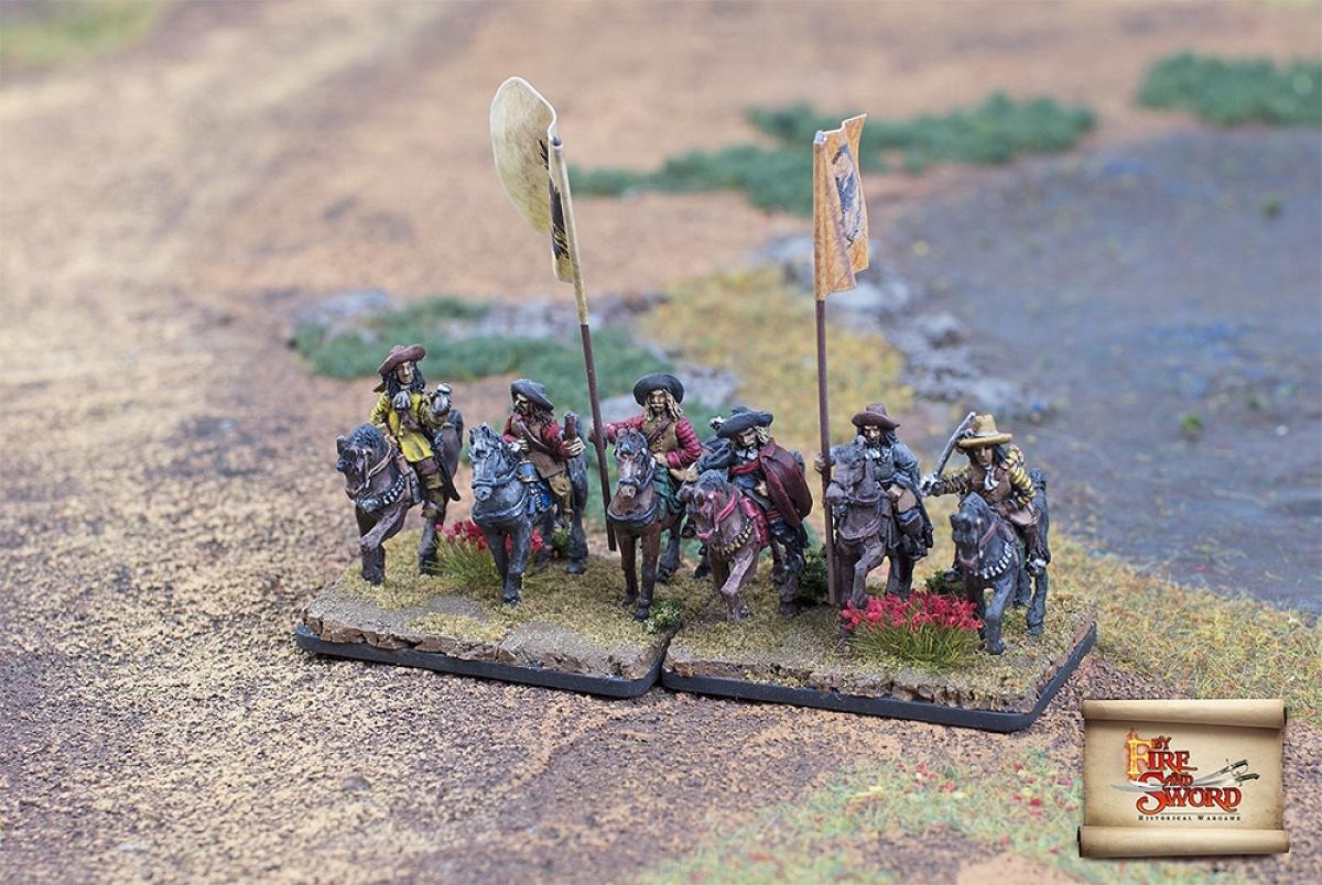 Cesarscy Oficerowie - podjazd