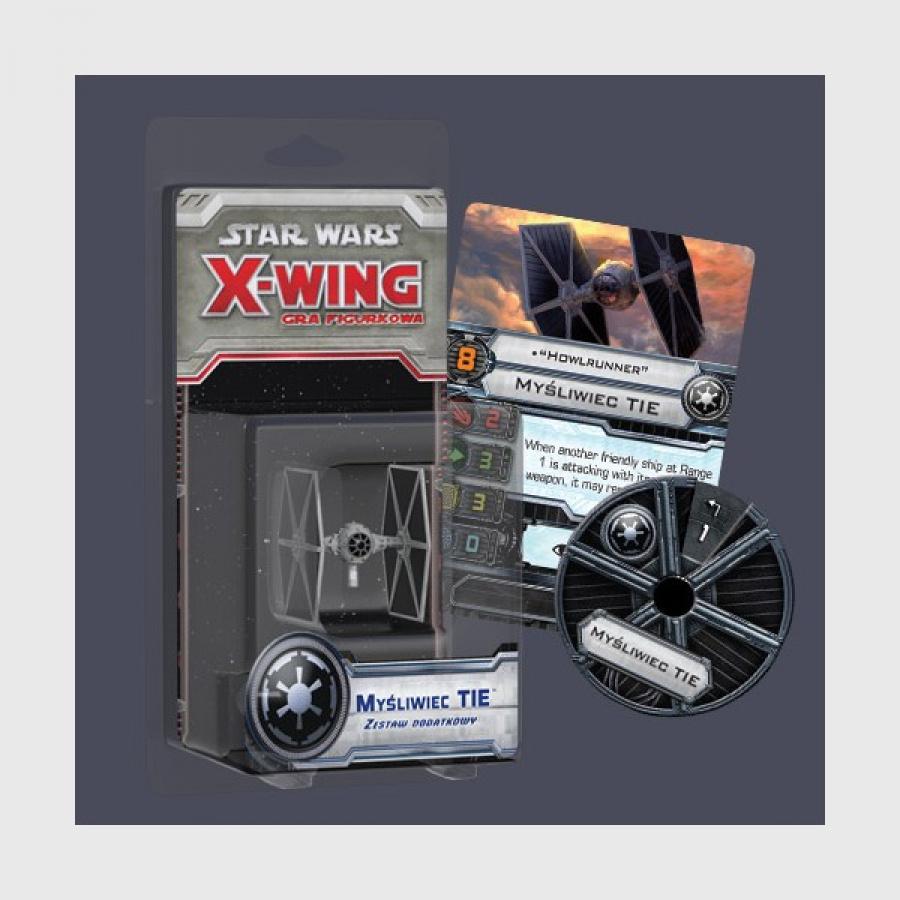 X-Wing: Gra Figurkowa - Myśliwiec TIE