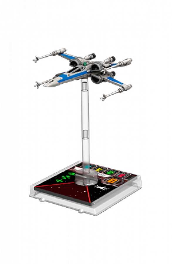 X-Wing: Miniatures Game - T-70 X-Wing