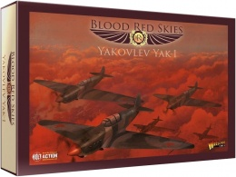 Blood Red Skies: Soviet Yak-1 Squadron - Yakovlev Yak-1