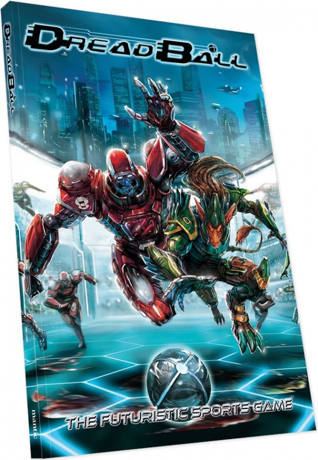 DreadBall (2nd Edition): Collector's Rulebook