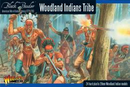 Black Powder: Woodland Indians Tribe