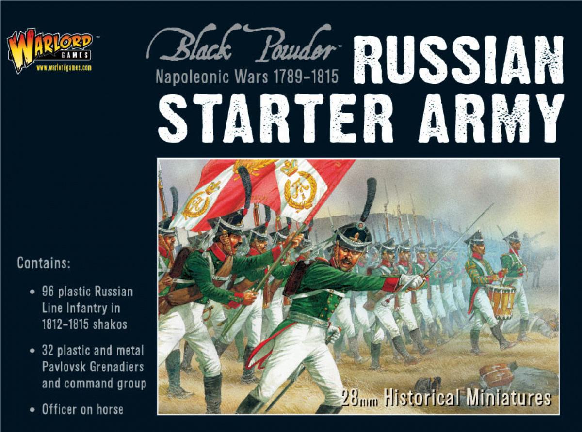 Russian Starter Army