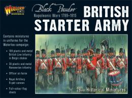 British Starter Army