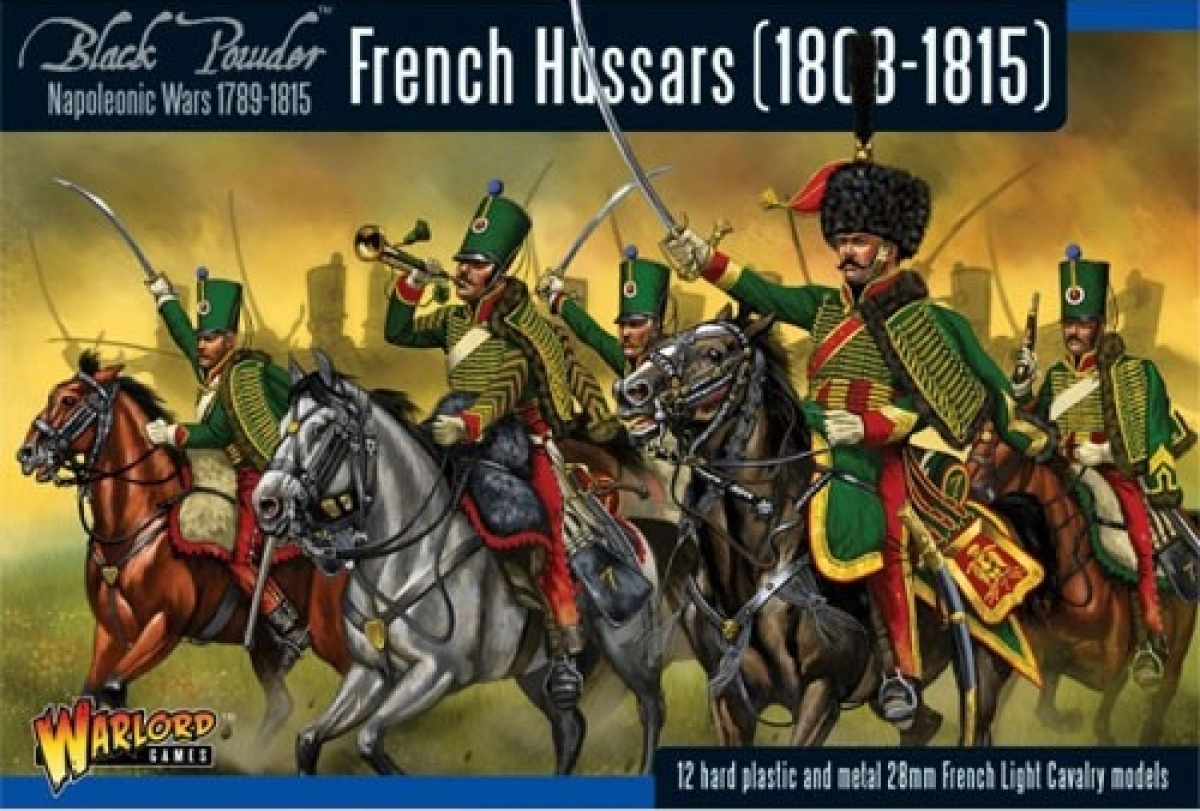 Black Powder: Napoleonic French Hussars (1808-1815)