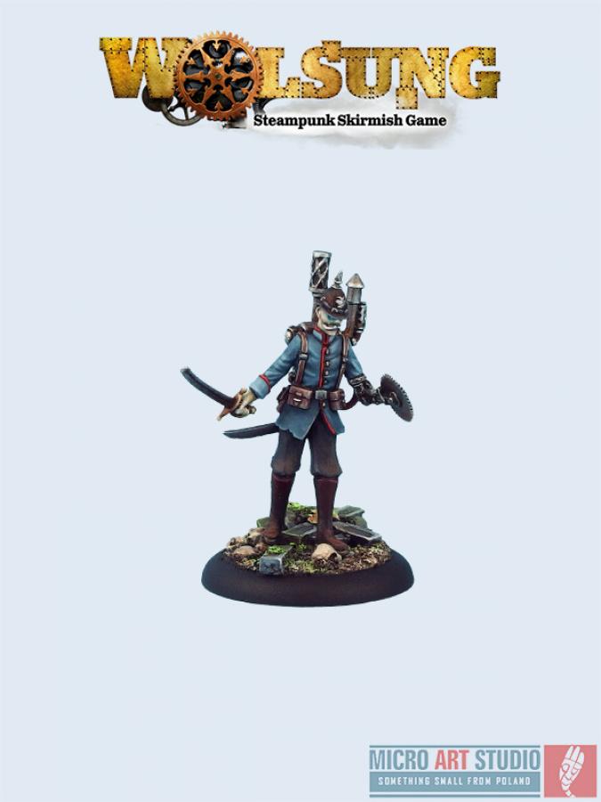 Ven Rier Agents - Zombie Soldier v.2