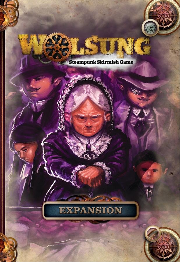 Wolsung Expansion Book (miękka oprawa)