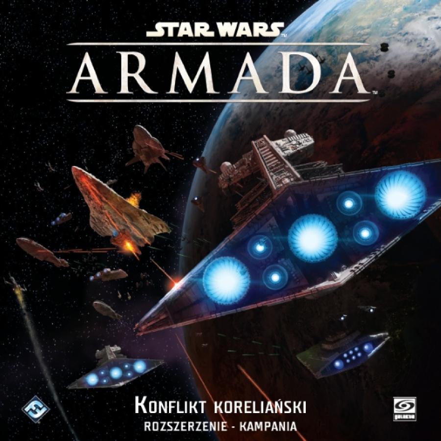 Star Wars Armada - Konflikt Koreliański