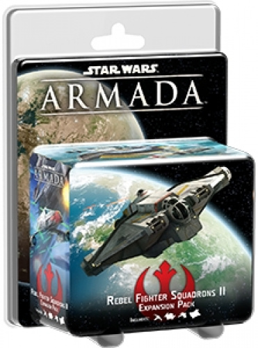 Star Wars Armada - Rebel Fighters Squadrons II Pack