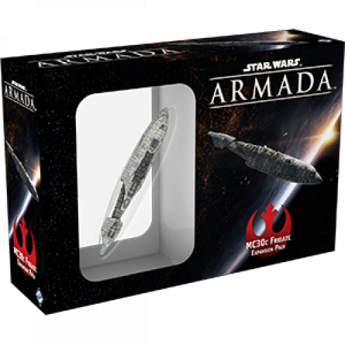 Star Wars Armada - MC30c Frigate Expansion Pack