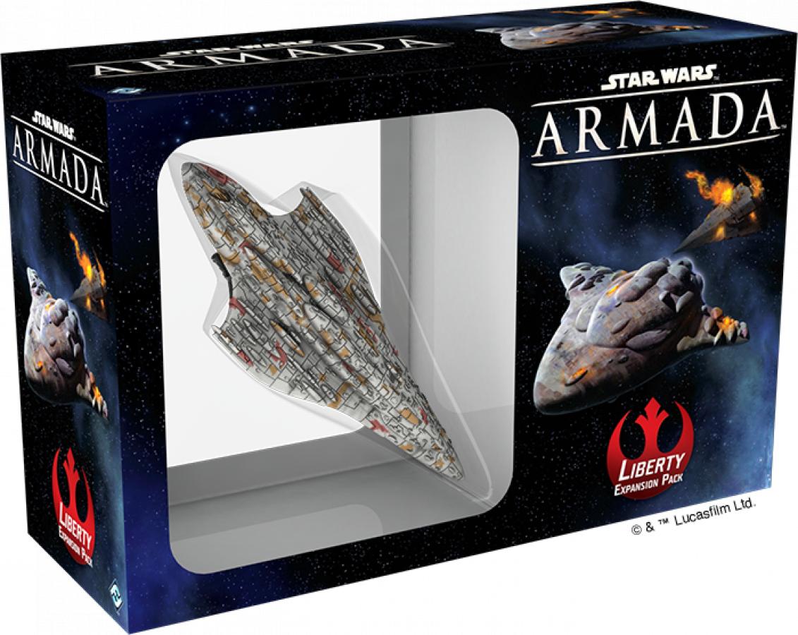 Star Wars Armada - Liberty (edycja angielska)