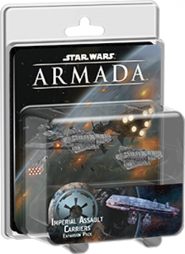 Star Wars Armada - Imperial Assault Carriers