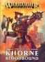Warhammer Age of Sigmar - Chaos Battletome - Khorne Bloodbound