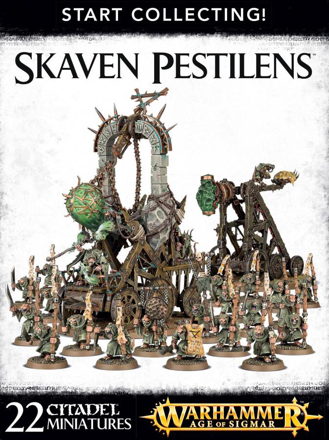 Skaven Pestilens - Start Collecting