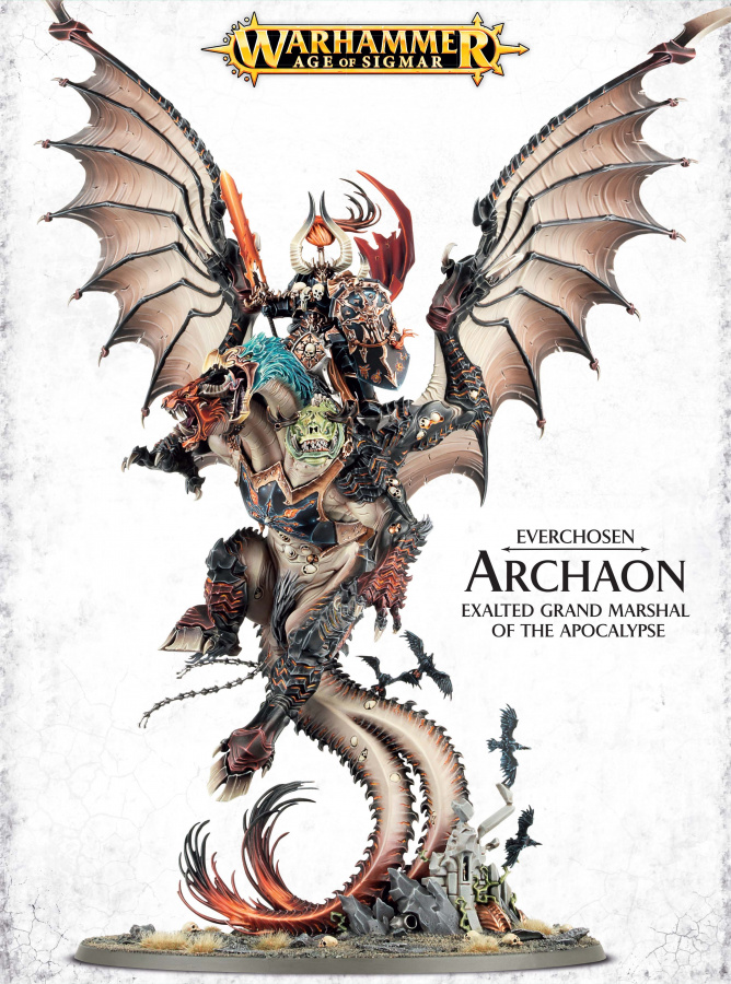 Archaon - Exalted Grand Marshal of the Apocalypse