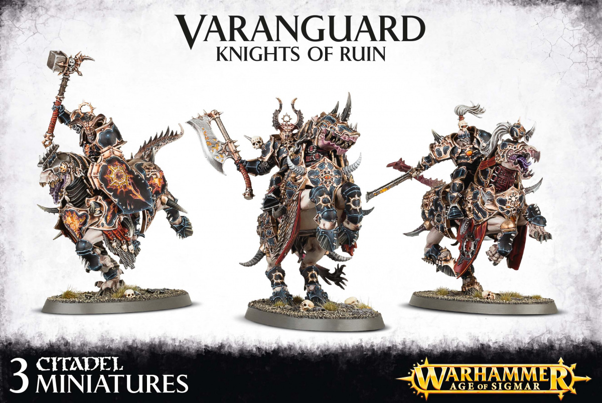 Varanguard - Knights of Ruin