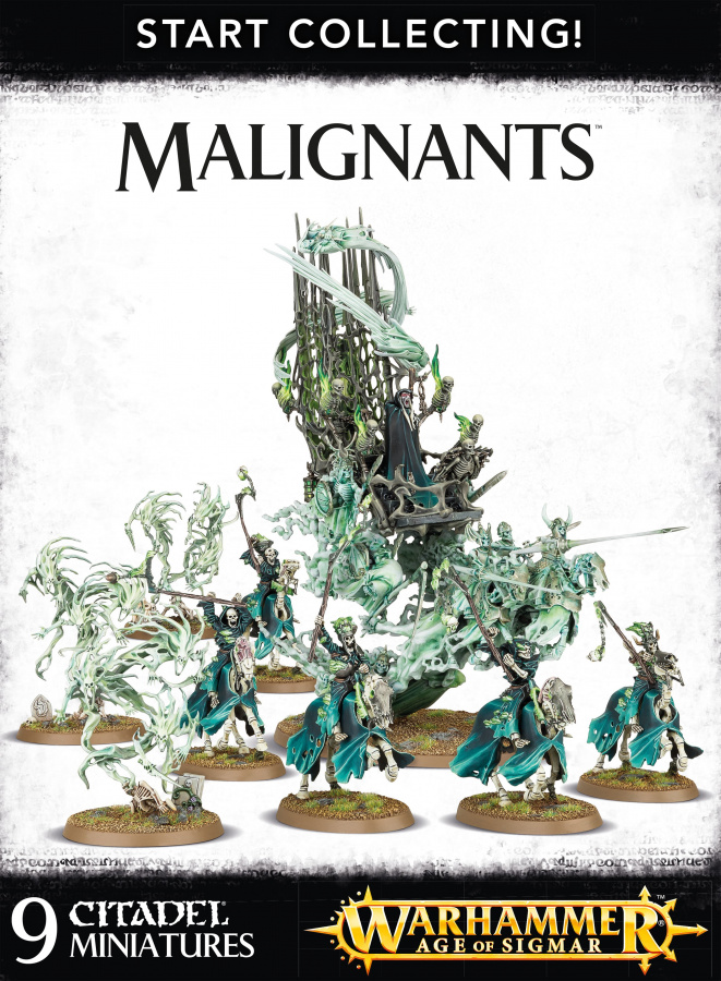 Malignants - Start Collecting