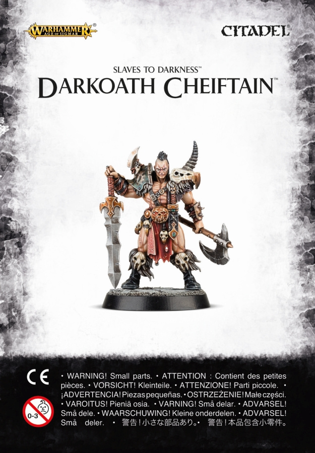 Slaves to Darkness - Darkoath Chieftain