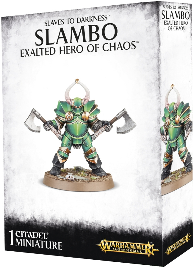 Slaves to Darkness - Slambo - Exalted Hero of Chaos