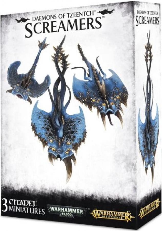 Daemons of Tzeentch - Screamers