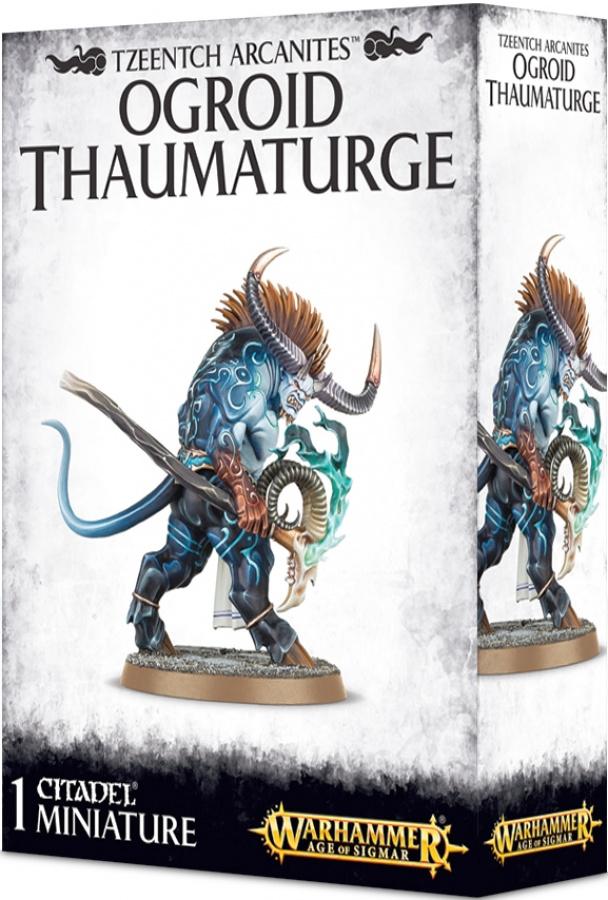 Warhammer Age of Sigmar - Tzeentch Arcanites - Ogroid Thaumaturge