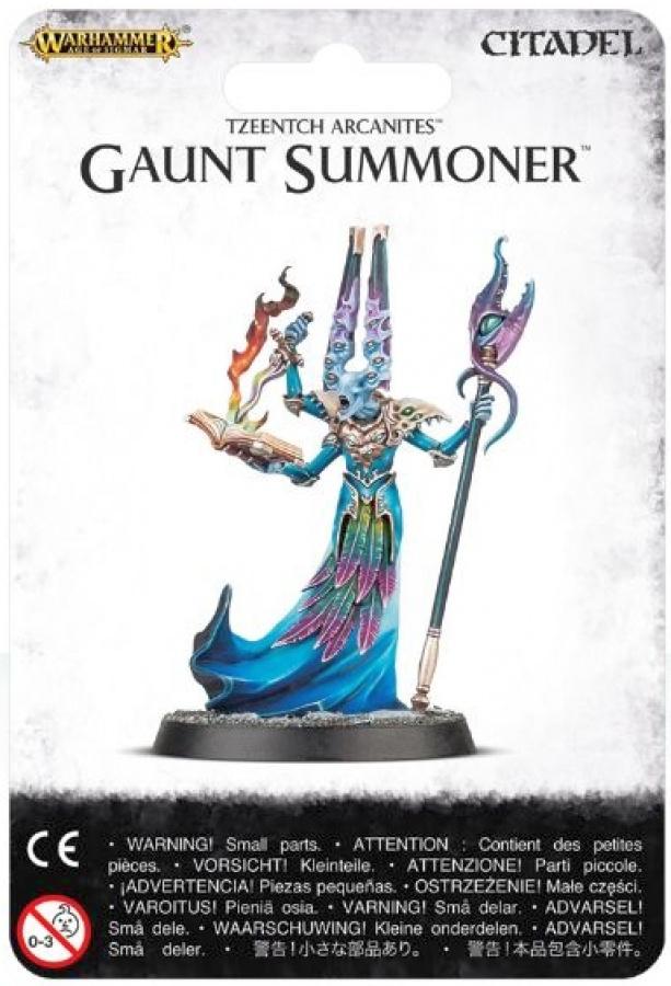 Warhammer Age of Sigmar - Tzeentch Arcanites - Gaunt Summoner