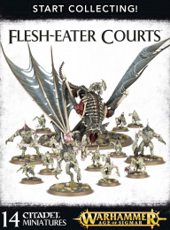 Flesh-Eater Courts - Start Collecting
