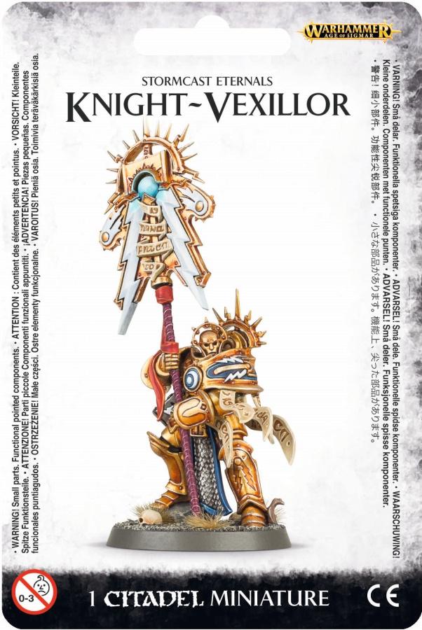 Stormcast Eternals - Knight Vexillor