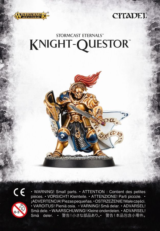 Stormcast Eternals - Knight-Questor
