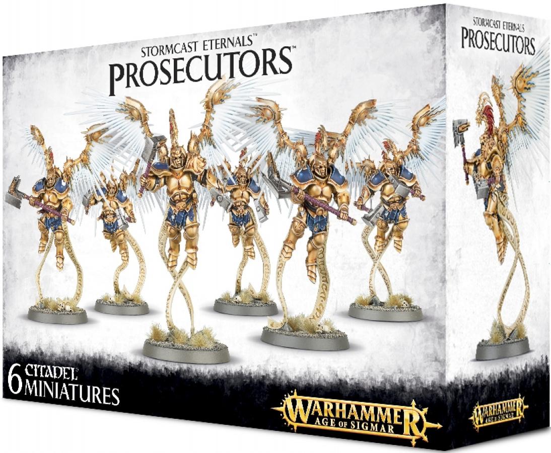 Stormcast Eternals - Prosecutors (Hammers / Javelins)
