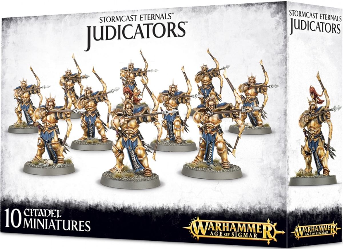 Stormcast Eternals - Judicators