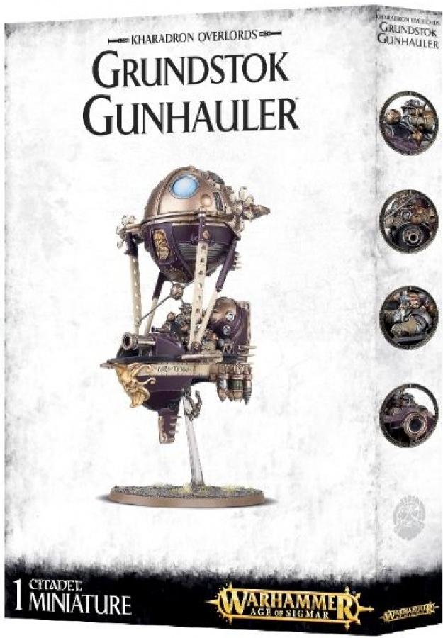 Warhammer Age of Sigmar - Kharadron Overlords - Grundstok Gunhauler