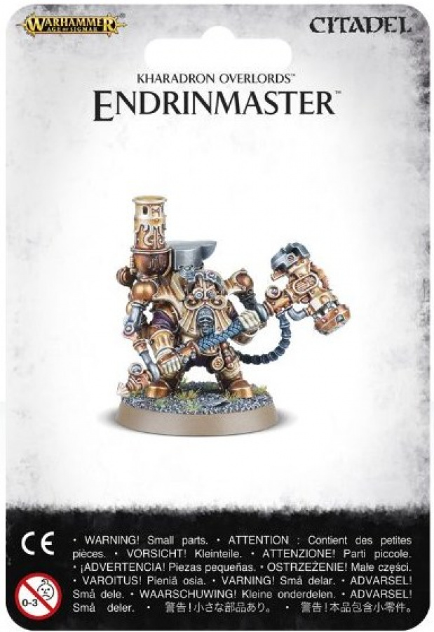 Warhammer Age of Sigmar - Kharadron Overlords - Endrinmaster
