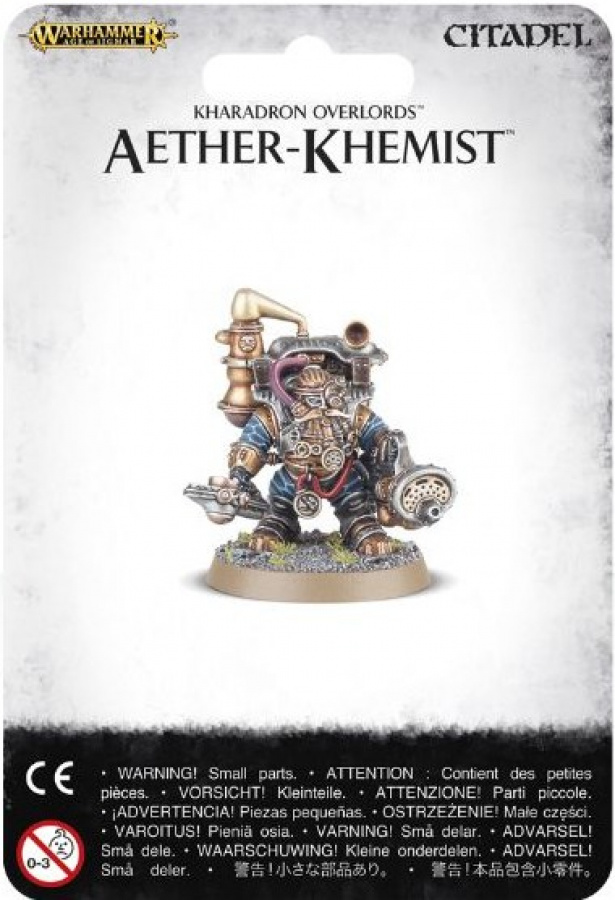Warhammer Age of Sigmar - Kharadron Overlords - Aether-Khemist